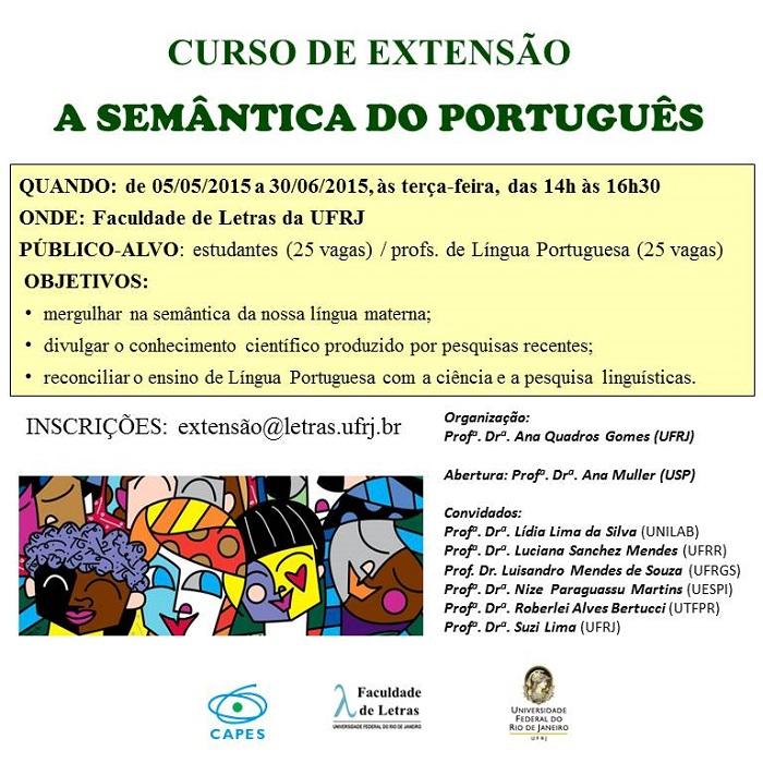 A Semântica do Português