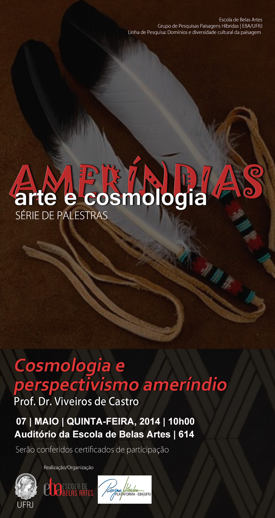 Ameríndias: arte e cosmologia
