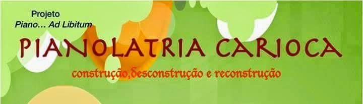 Apresentação Pianolatria Carioca