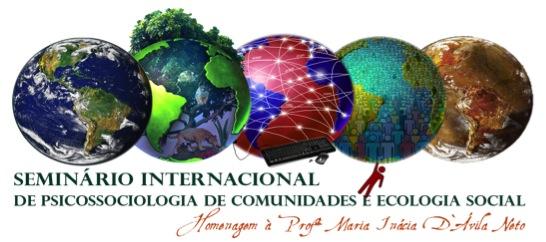 Imagem Seminario Internacional Psicossociologia de Comunidades e Ecologia Socila Homenagem à Prof. Maria Inacia D'Ávila Neto