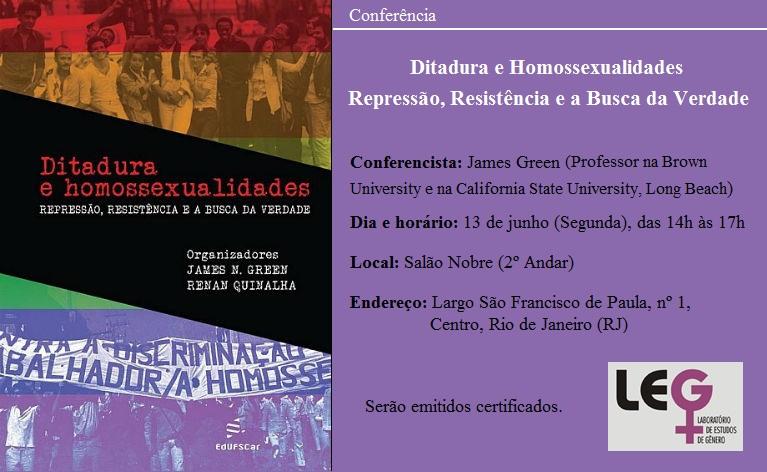 Ditadura e Homossexualidades