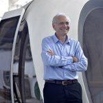 O futuro do transporte: veículos de levitação magnética