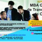 MBA em Gestão de Transporte de Cargas - UFRJ
