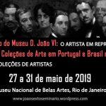 X Seminário do Museu D. João VI / VI Colóquio Coleções de Arte