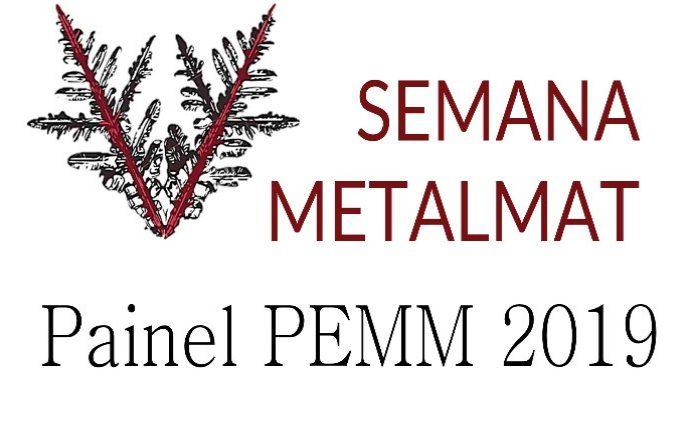 V Semana Metalmat e Painel PEMM 2019