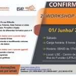 2º Workshop de ¨R¨ – 01/junho/ 2019 (CONFIRMADO)