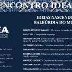 ENCONTRO IDEA 2019 - Ideias nascendo na balbúrdia do mundo (ECO/UFRJ)