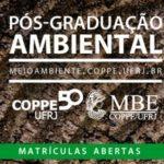 MBE Coppe/UFRJ - Pós-graduação Executiva em Meio Ambiente