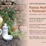 Pós-Graduação em Plantas Medicinais e Fitoterapia