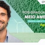 Inscrições para Pós-graduação Executiva em Meio Ambiente