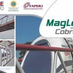 Visitação do Maglev-Cobra, o trem de levitação magnética da Coppe/UFRJ