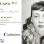 Durassiana: I encontro de pesqusiadores de Marguerite Duras