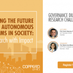 Shaping the Future of Autonomous Systems in Society: Research with Impact