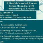 II Simpósio Interdisciplinar do Espaço Alexandria/UFRJ