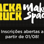 HackaTruck MakerSpace chega na UFRJ