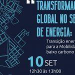 Transformação global no setor de Energia