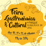 Feira Gastronômica e Cultural do Parque Tecnológico da UFRJ