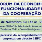 7ºFórumda Economia da Funcionalidade e da Cooperação - Rio