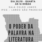 O poder da palavra na literatura angolana contemporânea