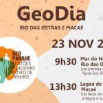 Geodia em Rio das Ostras e Macaé