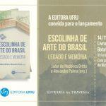 Lançamento do livro Escolinha de arte do Brasil: memória e legado