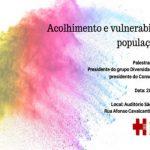 Acolhimento e vulnerabilidade da população LGBTI