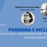 Sexta Básica - Pandemia e Inclusão
