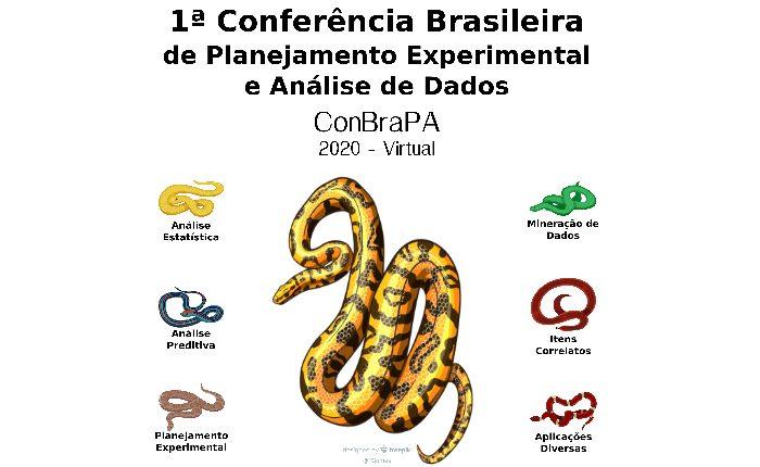 1a Conferência Brasileira de Planejamento Experimental e Análise de Dados