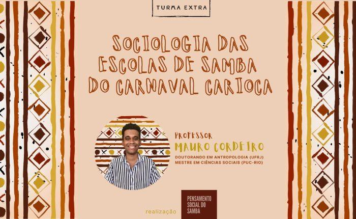 Sociologia das escolas de samba do carnaval carioca