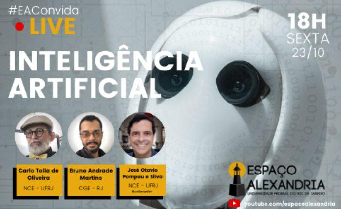 EAConvida - Live: Inteligência artificial