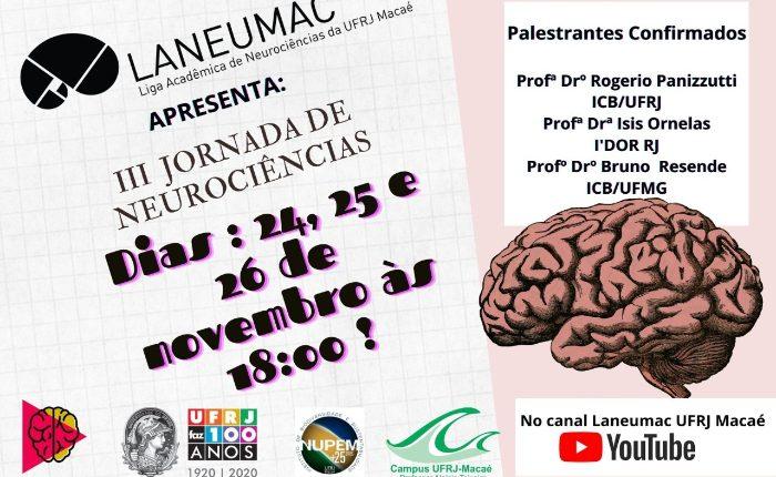 III Jornada de Neurociências