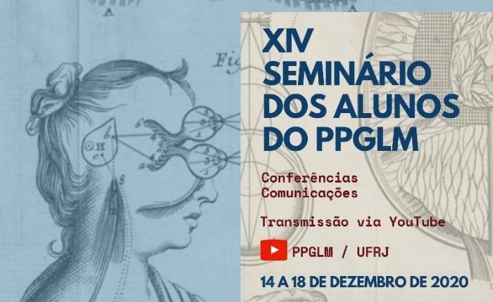 XIV Seminário dos alunos do PPGLM / UFRJ