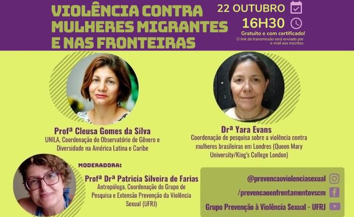 Violência contra mulheres migrantes e nas fronteiras