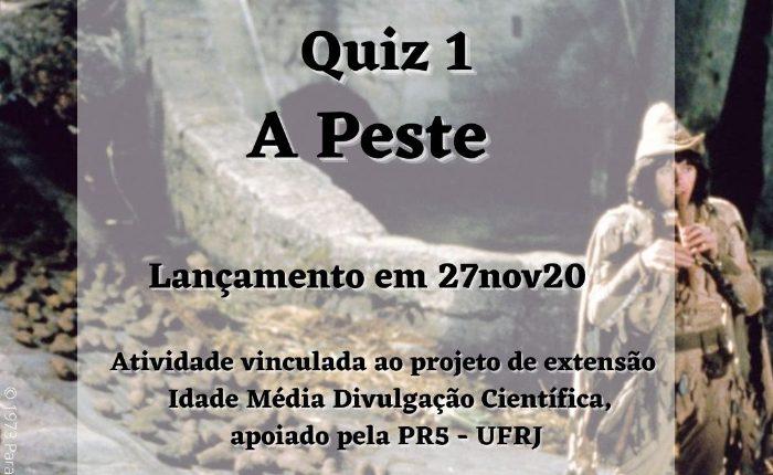 A Idade Média no cinema - Quiz 1: a peste