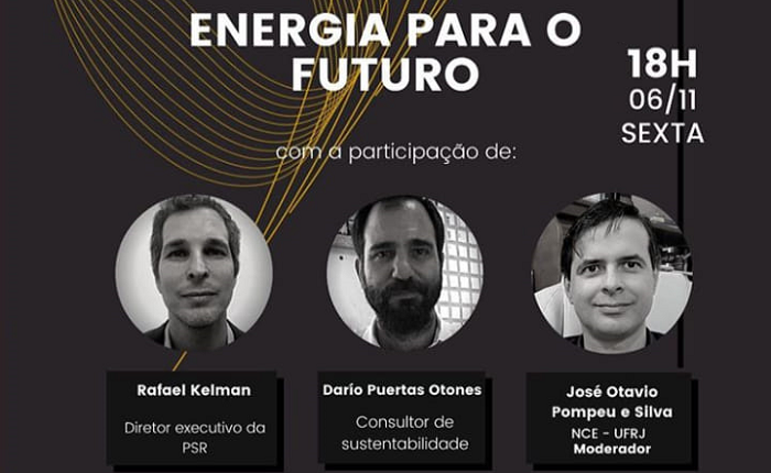 EAConvida - Live: Energia para o futuro