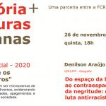 """Live IPPUR: IV Série """"História + Culturas Urbanas"""""""