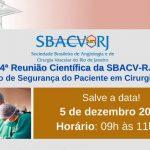 III Simpósio de segurança do paciente em cirurgia vascular