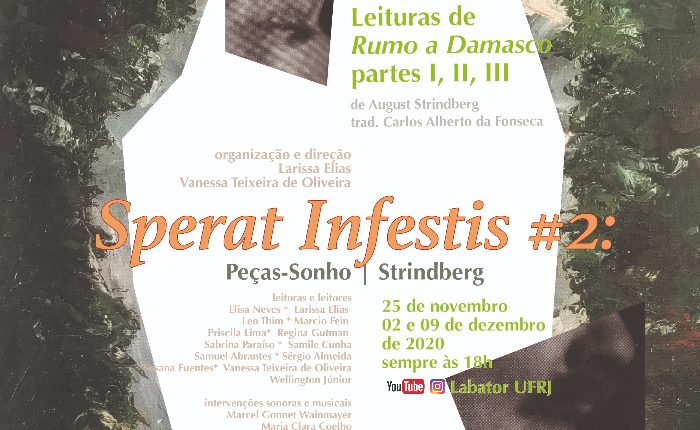 Sperat Infestis #2: peças-sonho   Strindberg