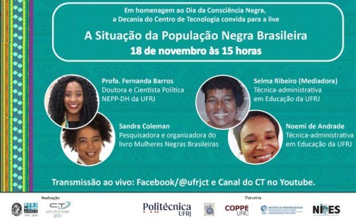 A situação da população negra brasileira