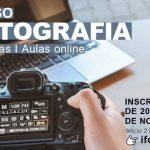 Curso de fotografia: Arte de toda gente e IFCPLP