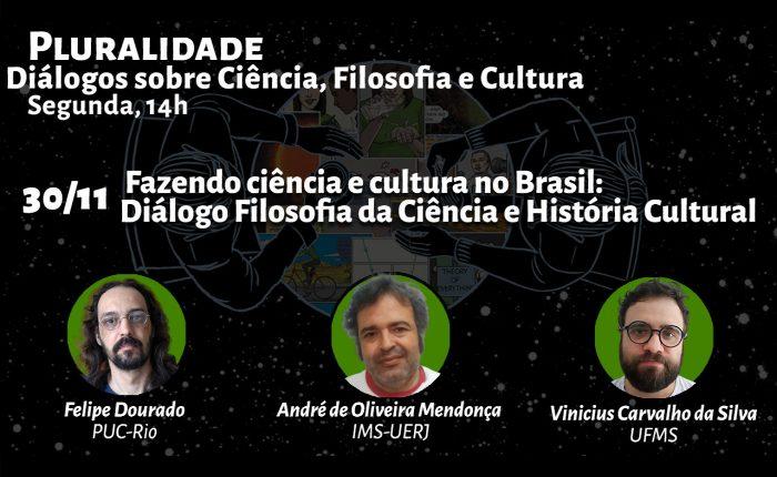 Pluralidade: diálogos sobre Ciência, Filosofia e Cultura