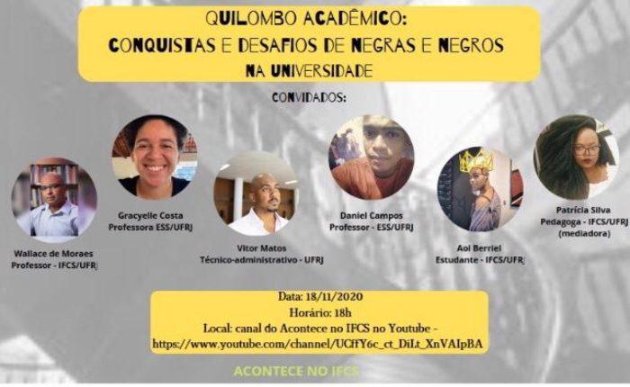 Quilombo acadêmico: conquistas e desafios de negros na universidade