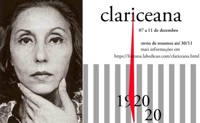 3a Clariceana - encontro de pesquisadores de Clarice Lispector