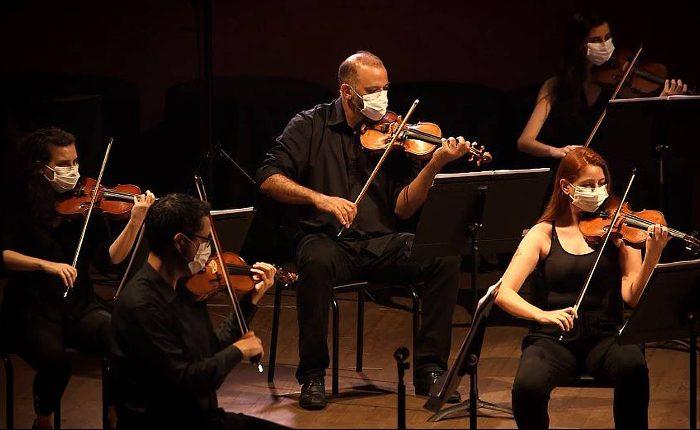 Cordas da UFRJ interpretam Mignone, Antunes e Lucas no 4o Concerto Sinos