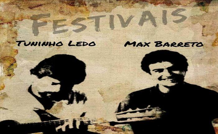 Lançamento do álbum Festivais