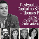 Desigualdades e o capital no século 21: debate com Thomas Piketty