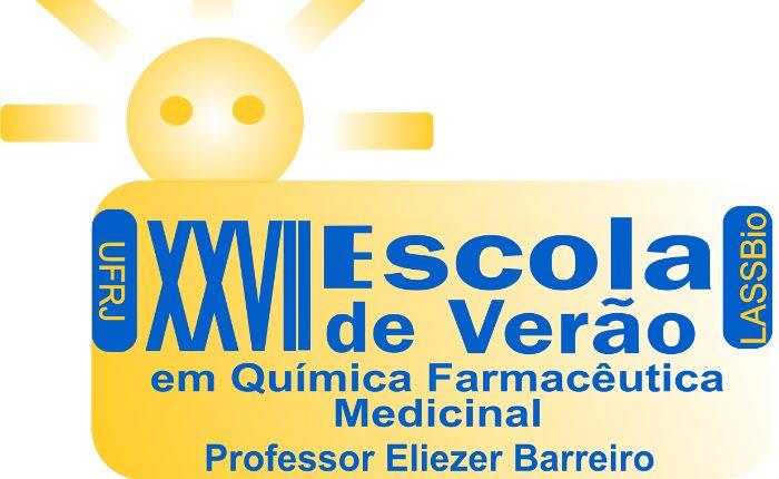 XXVII Escola de Verão em Química Farmacêutica Medicinal Eliezer Barreiro