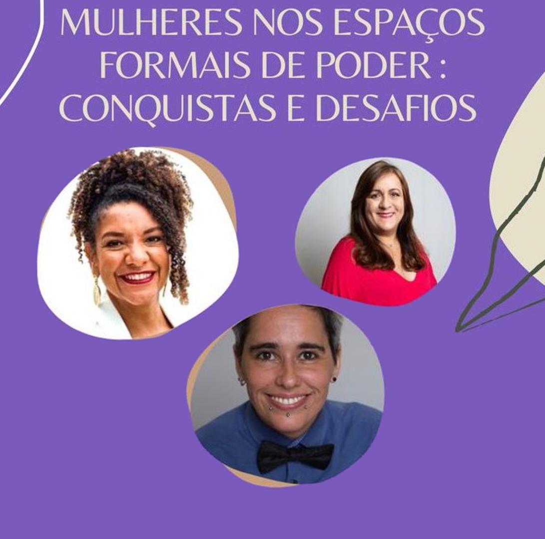 Mulheres nos Espaços Formais de Poder: conquistas e desafios