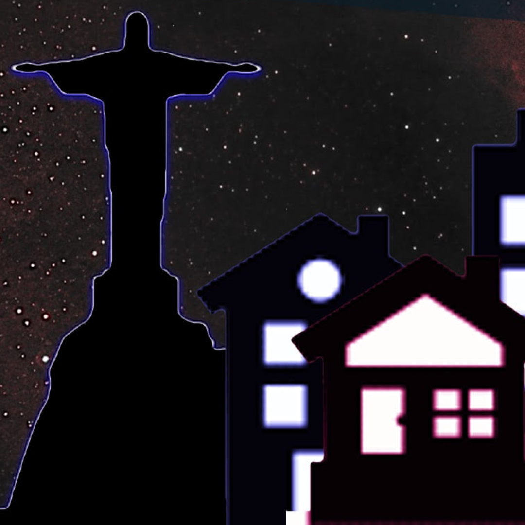 Astronomia através da janela