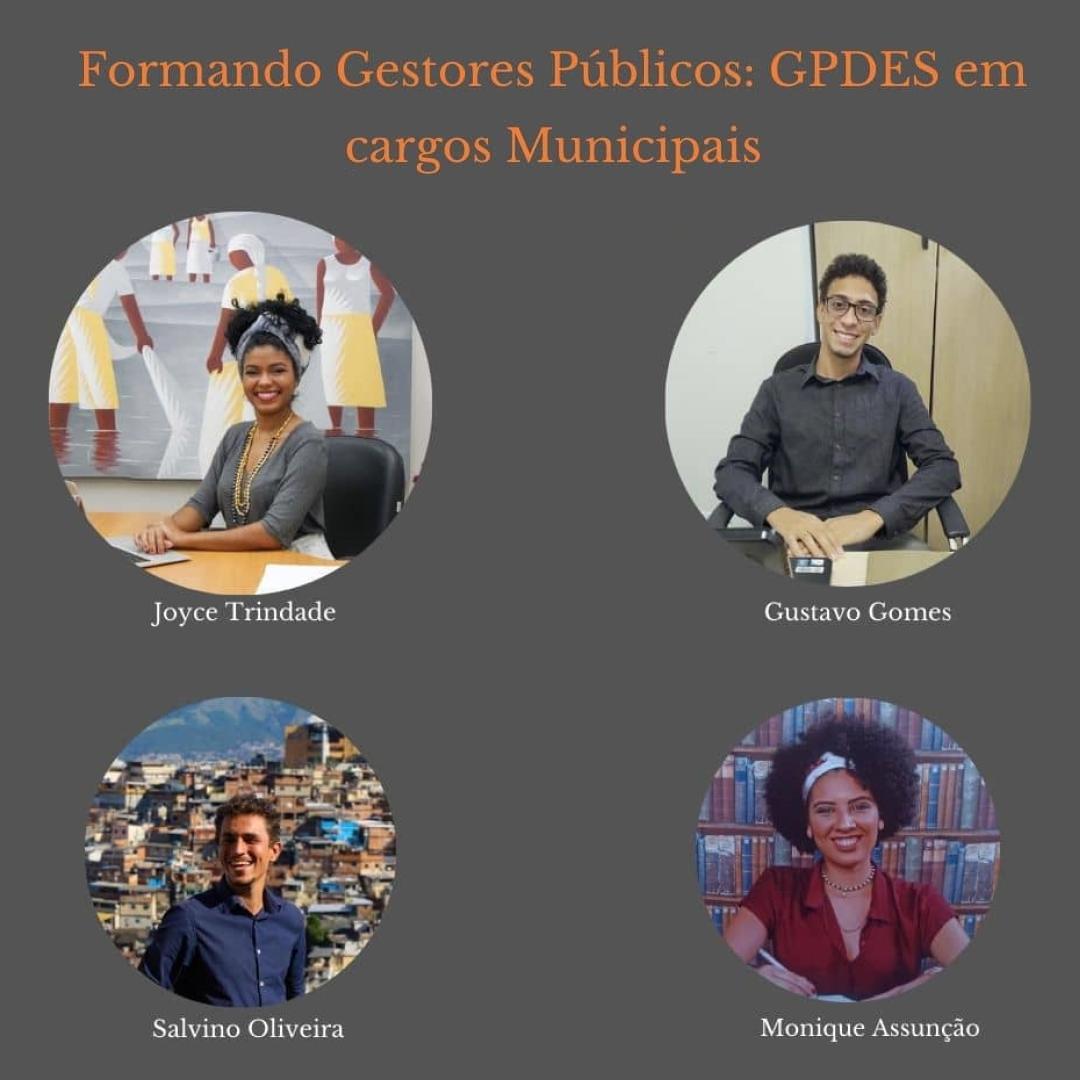 Formando gestores públicos: GPDES em cargos municipais